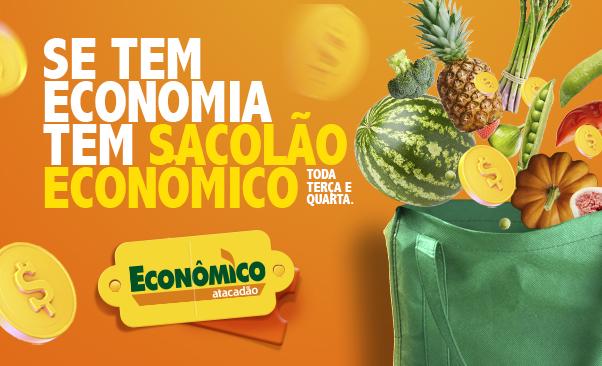 Sacolão Econômico 2020