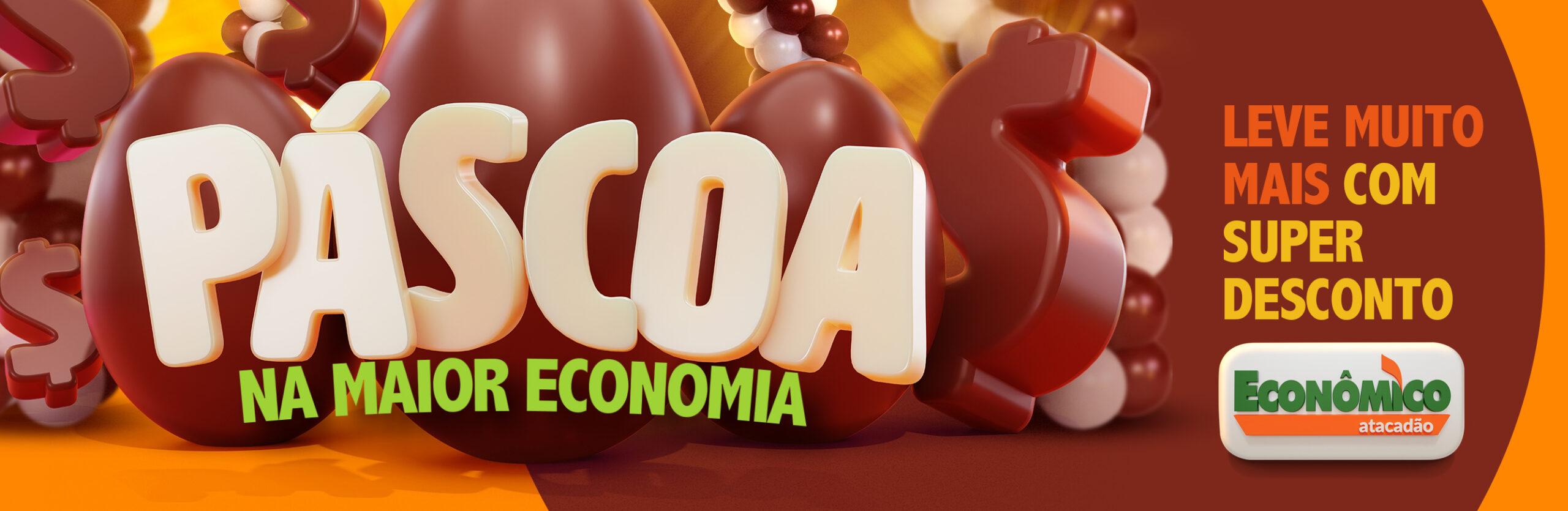Páscoa Econômico
