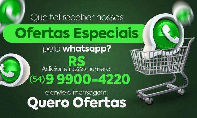 Campanha whats Master RS
