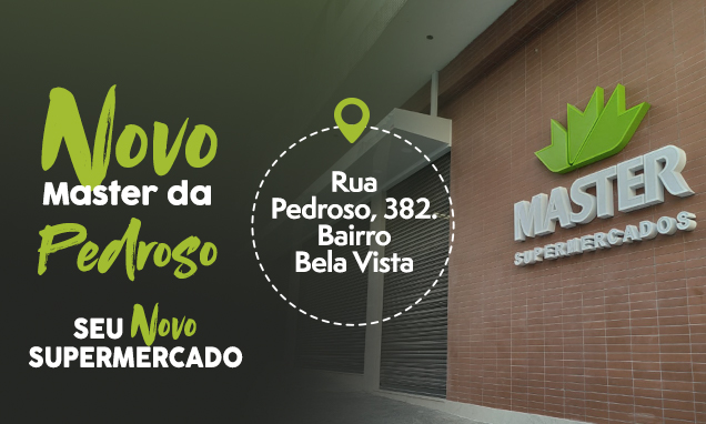 Nova loja na Pedroso